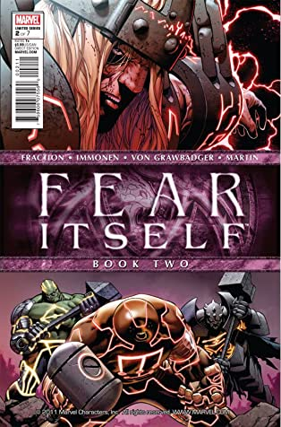 Fear Itself #2 (of 7)