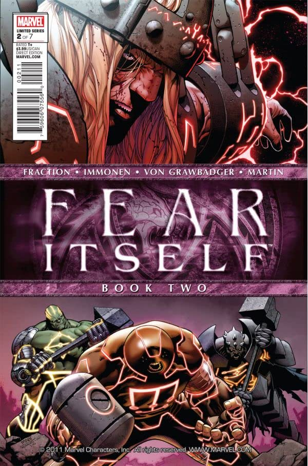 Fear Itself #2