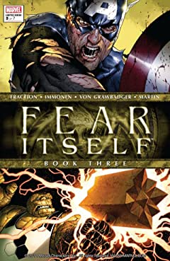 Fear Itself No.3 (sur 7)