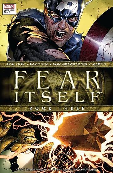 Fear Itself #3 (of 7)