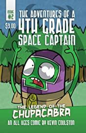 The Adventures of a 4th Grade Space Captain #2