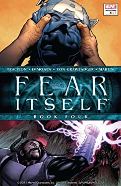 Fear Itself No.4 (sur 7)