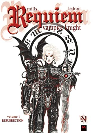 Requiem Vampire Knight Vol. 1: Resurrection