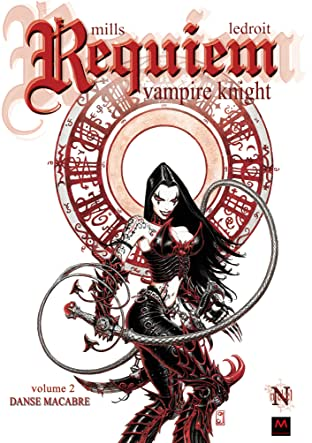 Requiem Vampire Knight Vol. 2: Danse Macabre