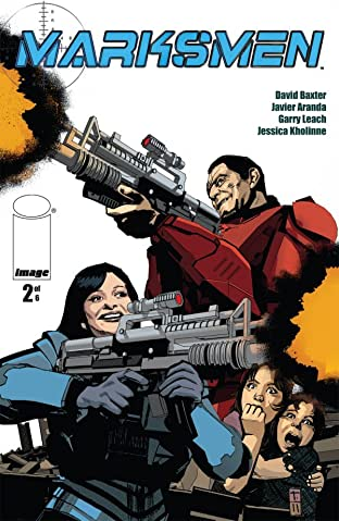 Marksmen #2 (of 6)