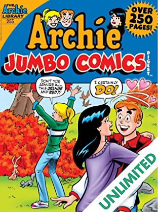Archie Comics Digest #255