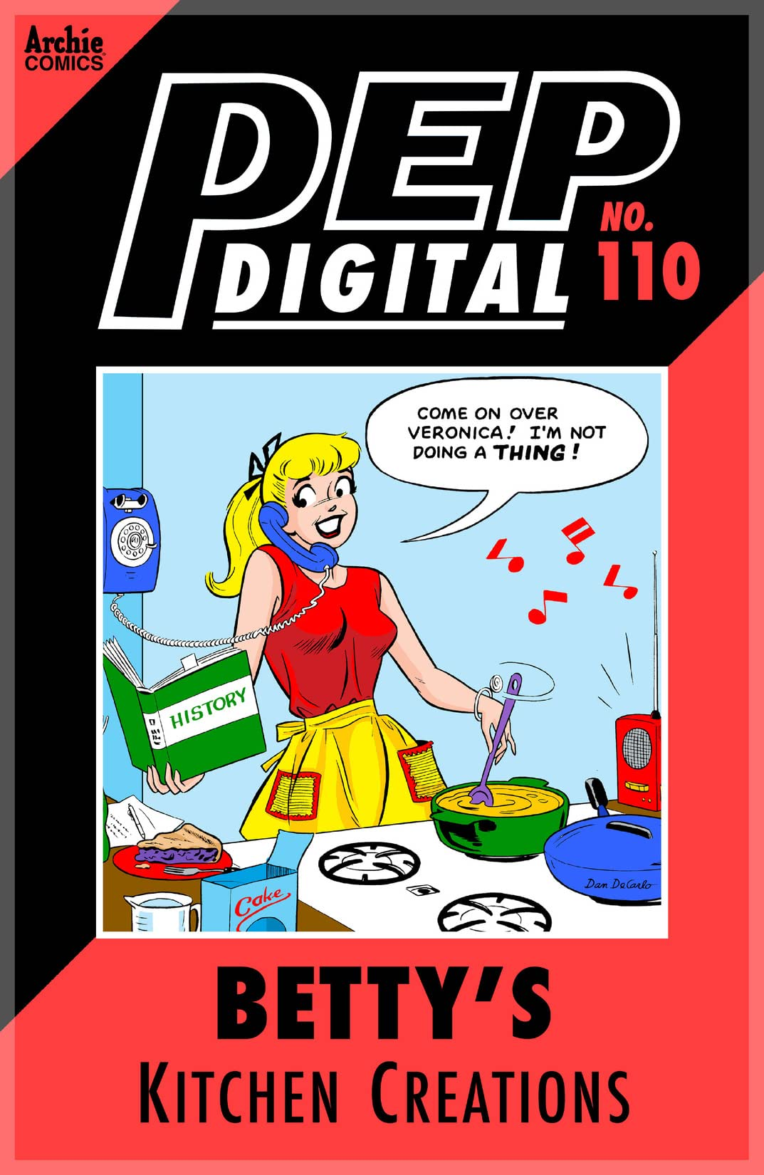 PEP Digital #110: Betty's Kitchen Creations