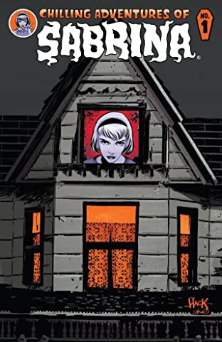 Chilling Adventures of Sabrina No.1