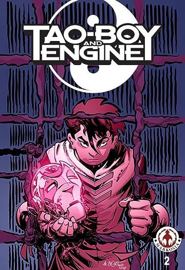 Tao-Boy and Engine #2