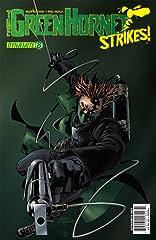 The Green Hornet Strikes! #8
