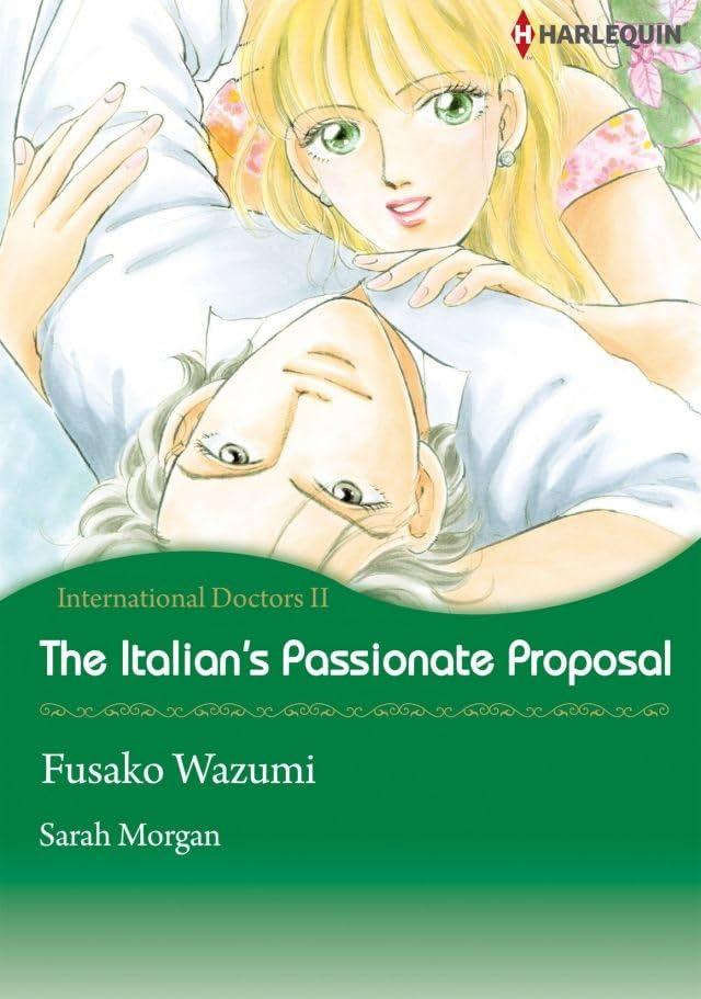The Italian's Passionate Proposal