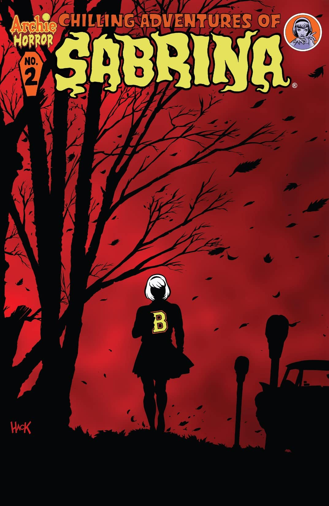 Chilling Adventures of Sabrina #2