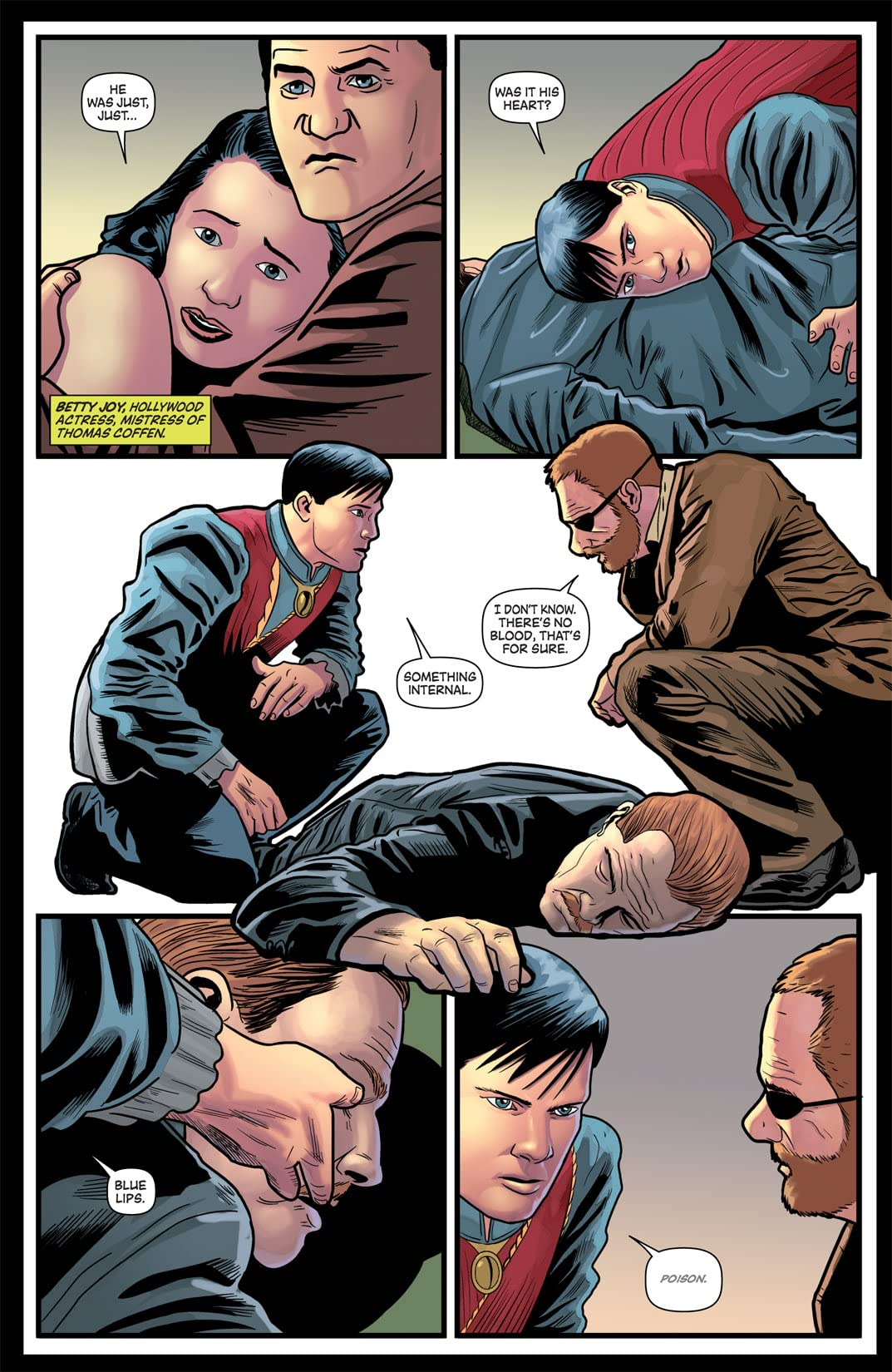Kato Origins: Way of the Ninja #9