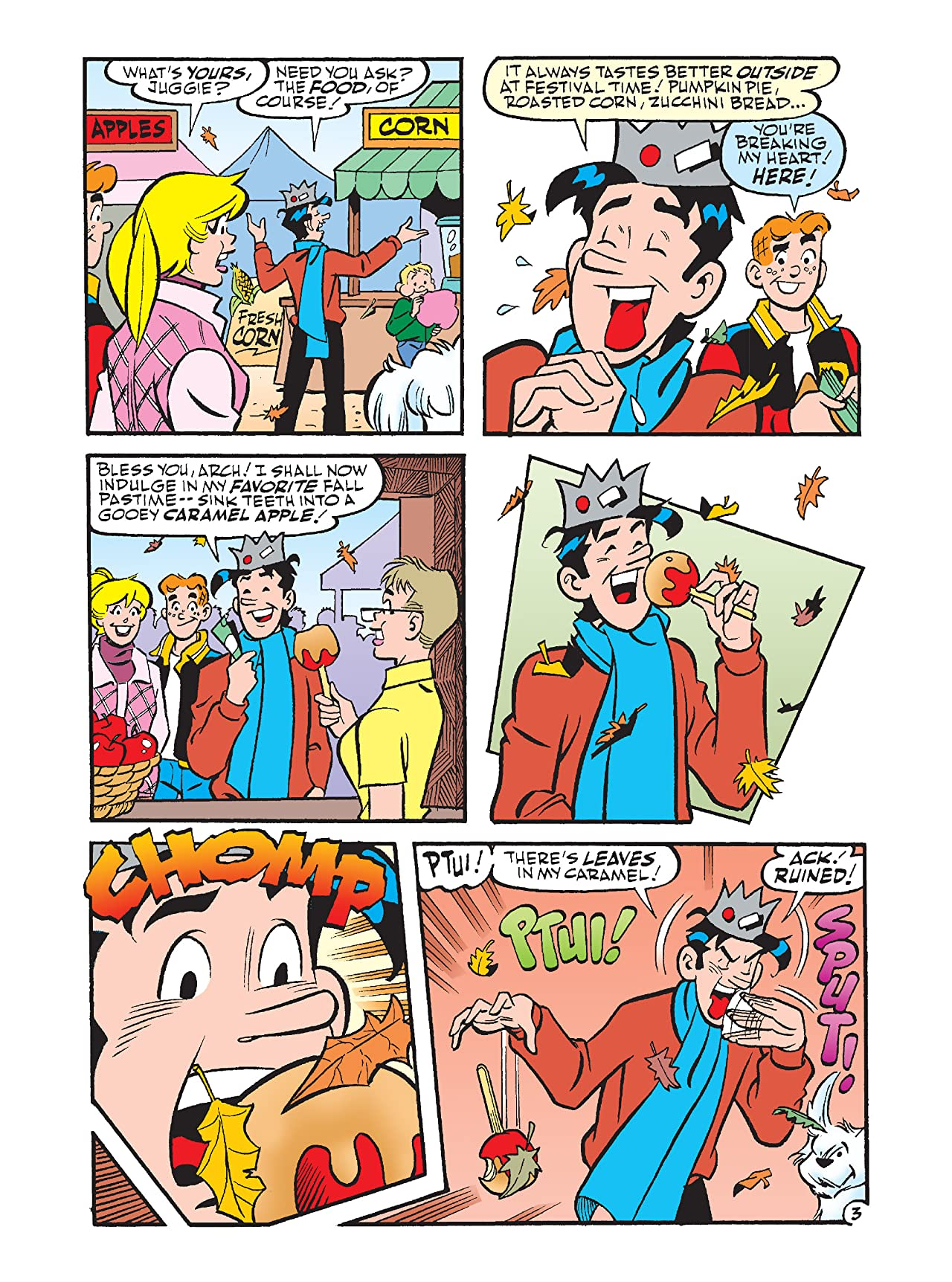 Jughead and Archie Comics Digest #6
