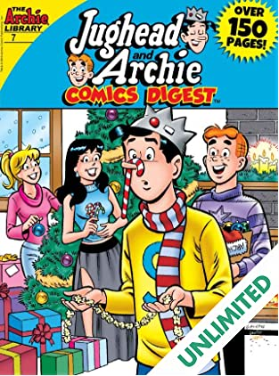 Jughead and Archie Comics Digest #7