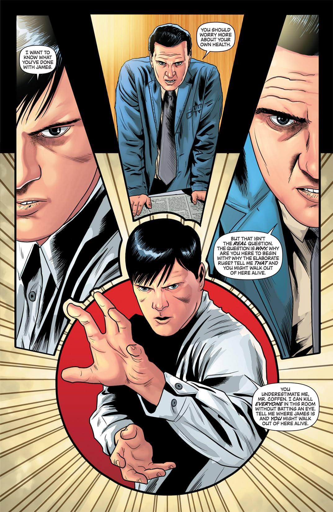 Kato Origins: Way of the Ninja #10