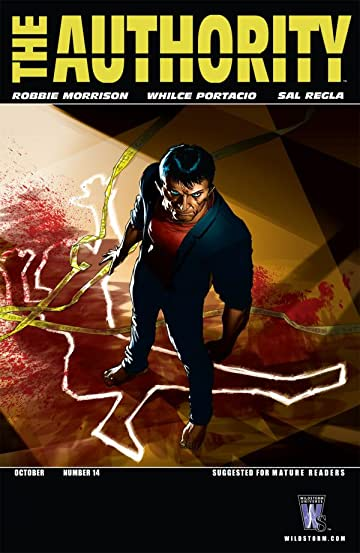 The Authority (2003-2004) #14