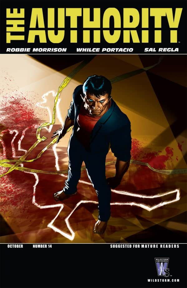 The Authority Vol. 2 #14