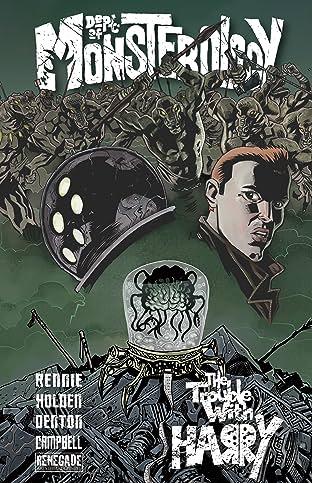 Dept. of Monsterology #5