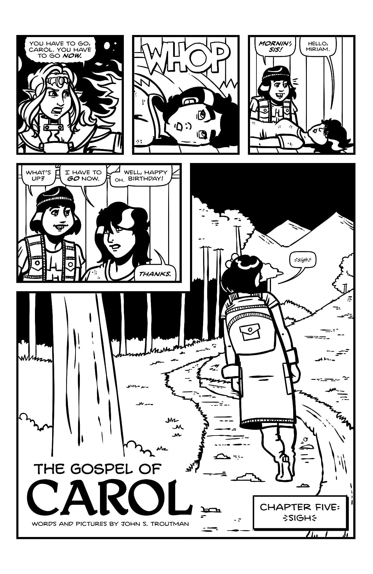 The Gospel of Carol #5