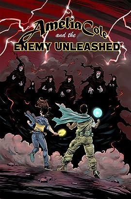 Amelia Cole #18: The Enemy Unleashed Part 6