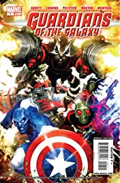 Guardians of the Galaxy (2008-2010) #7