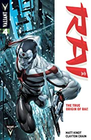 Rai (2014- ) #4: Digital Exclusives Edition