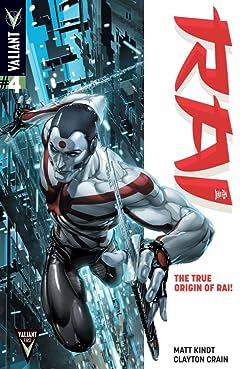 Rai (2014- ) No.4: Digital Exclusives Edition