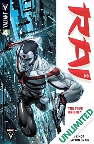 Rai (2014- ) #4: Digital Exclusives Edition