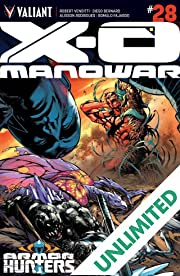 X-O Manowar (2012- ) #28: Digital Exclusives Edition