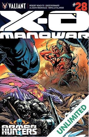 X-O Manowar (2012- ) #28: Digital Exclusives Edition