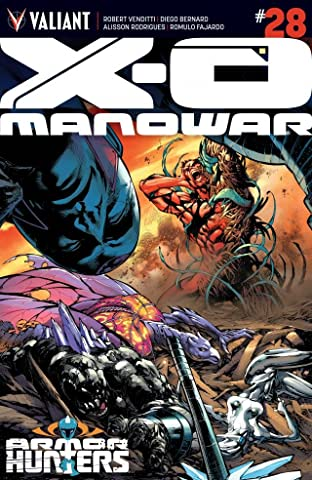 X-O Manowar (2012- ) No.28: Digital Exclusives Edition
