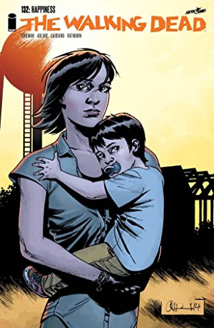 The Walking Dead #132