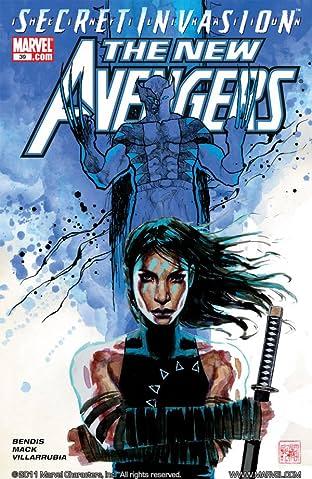 New Avengers (2004-2010) #39