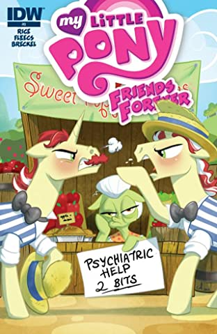 My Little Pony: Friends Forever No.9