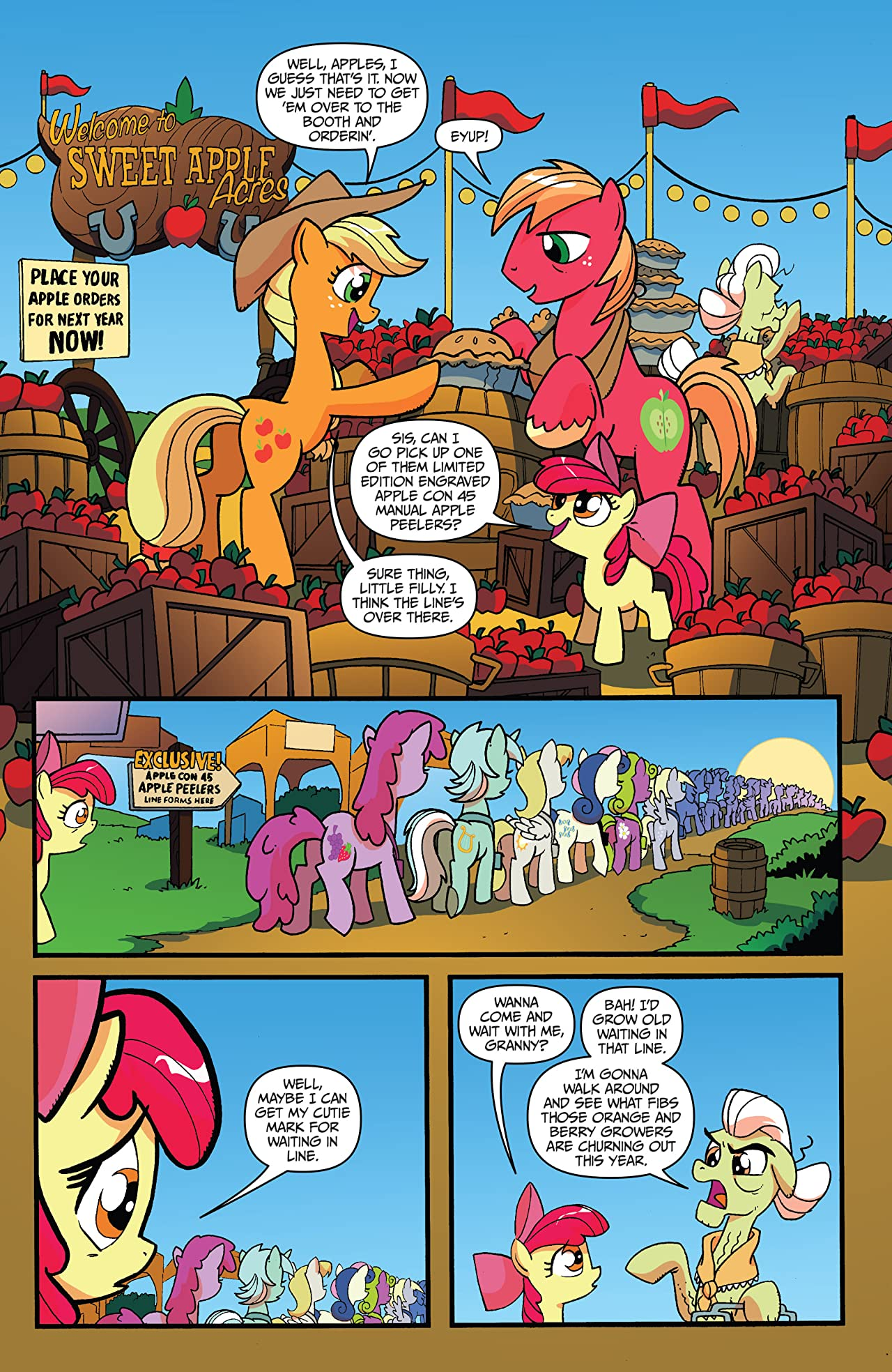 My Little Pony: Friends Forever #9