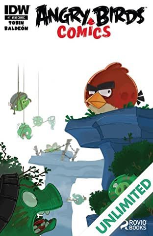 Angry Birds #4: Mini-Comic #7