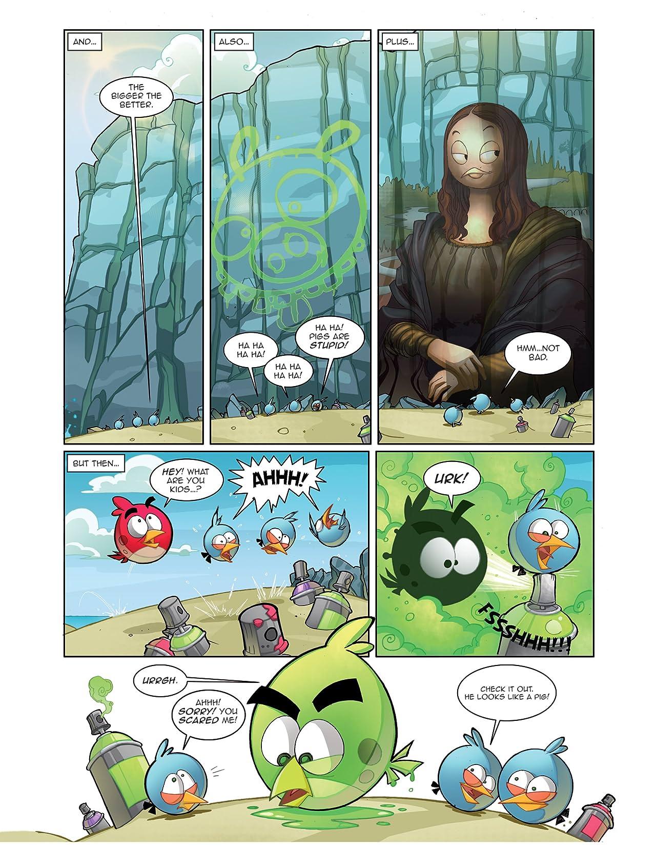Angry Birds #4: Mini-Comic #7
