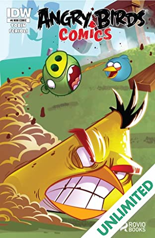Angry Birds #4: Mini-Comic #8