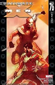 Ultimate X-Men #76
