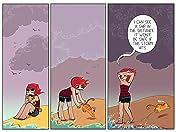 Mishka & The Sea Devil #3