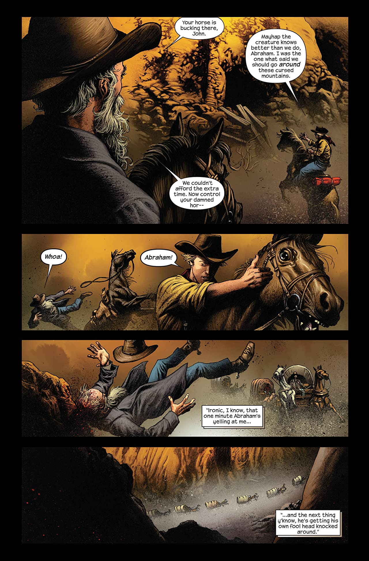 Dark Tower: The Gunslinger - The Little Sisters of Eluria #3 (of 5)