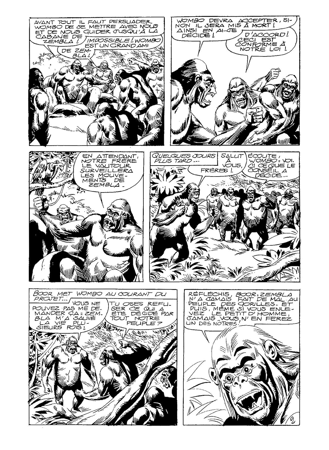 ZEMBLA Vol. 3: La Révolte de Boor