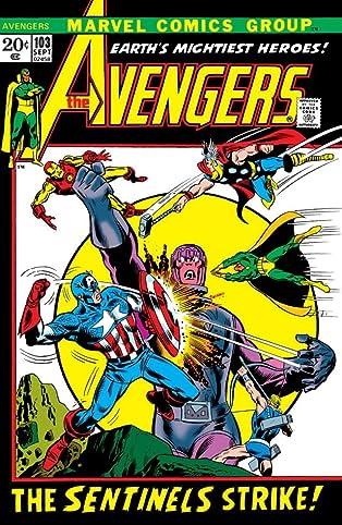 Avengers (1963-1996) #103
