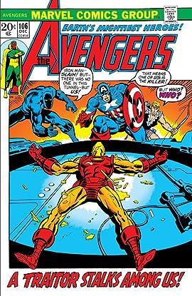 Avengers (1963-1996) #106