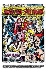 Avengers (1963-1996) #107