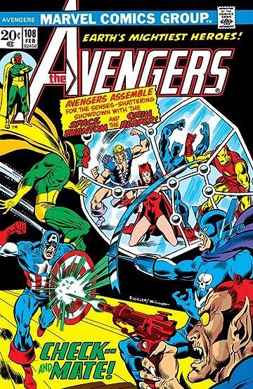 Avengers (1963-1996) #108