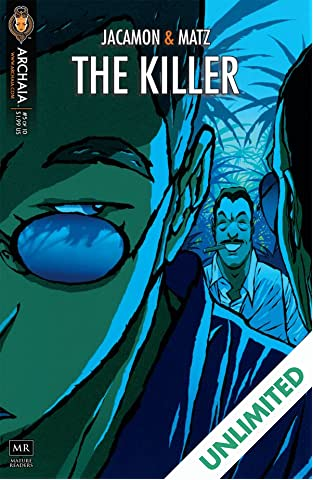 The Killer #5 (of 10)