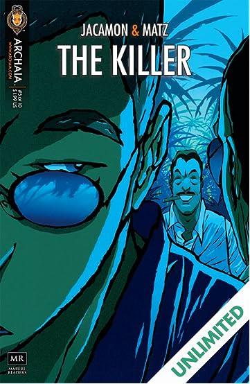 The Killer #5 (of 10)