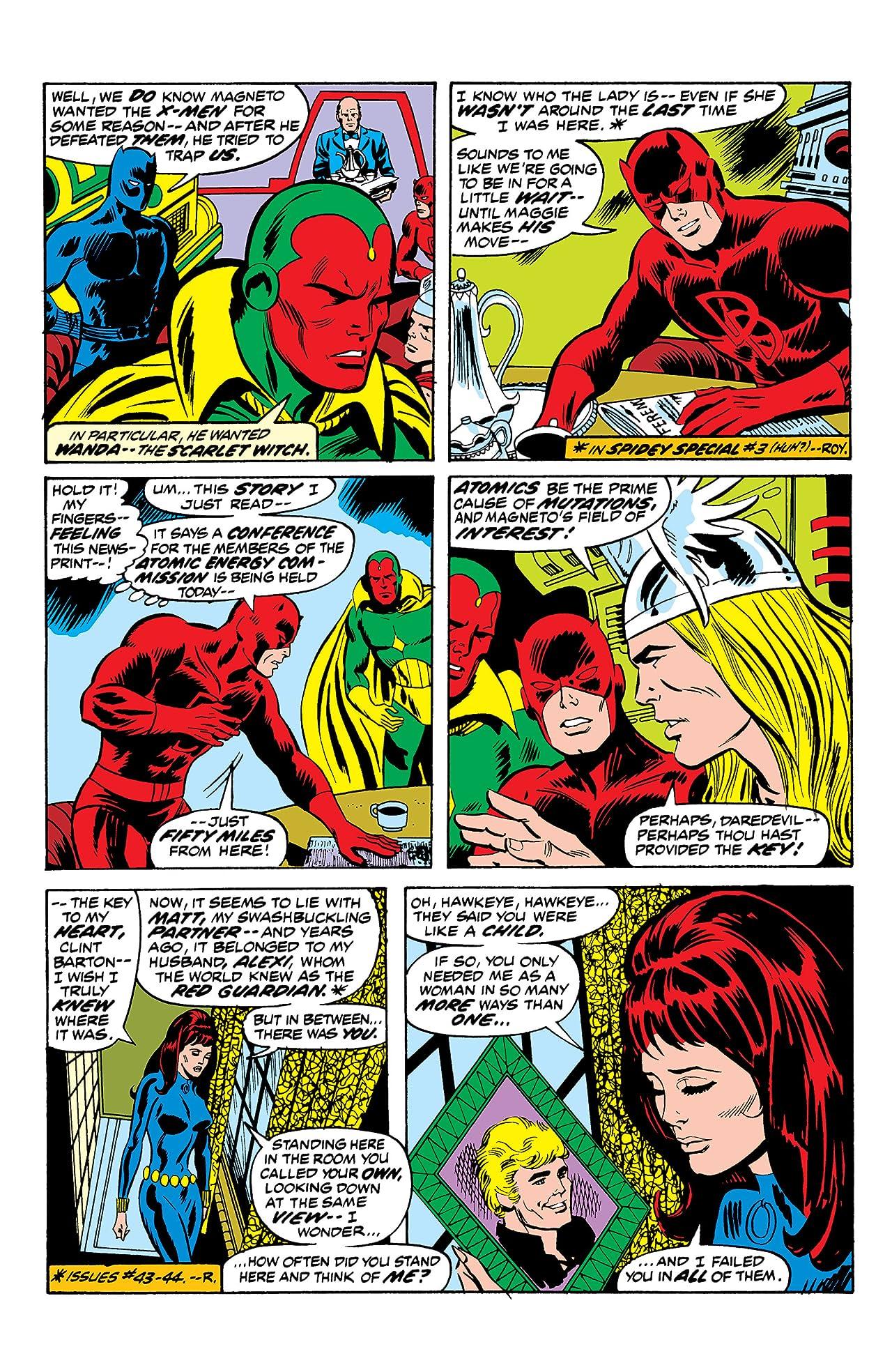 Avengers (1963-1996) #111